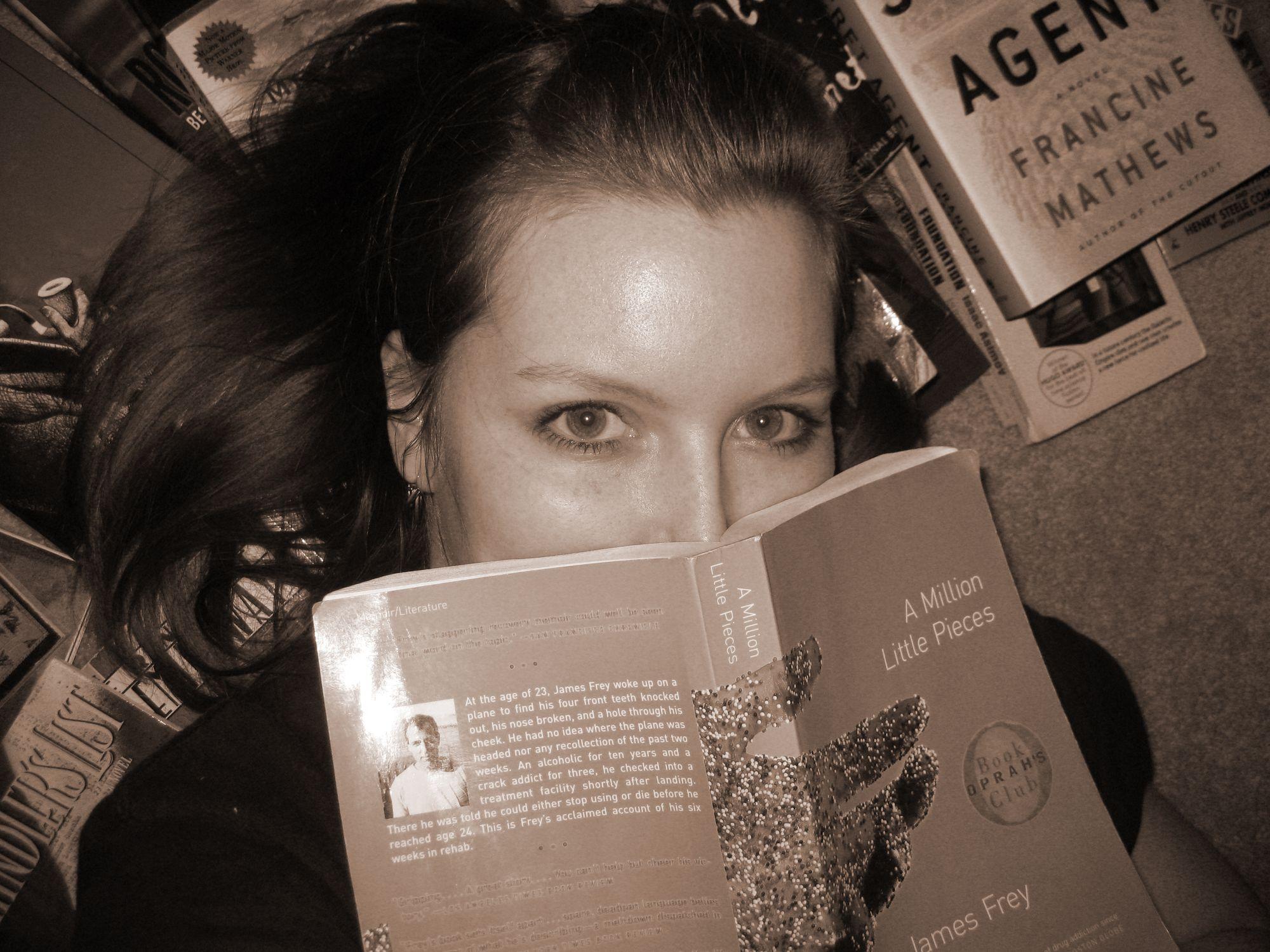 Literacy, FTW!