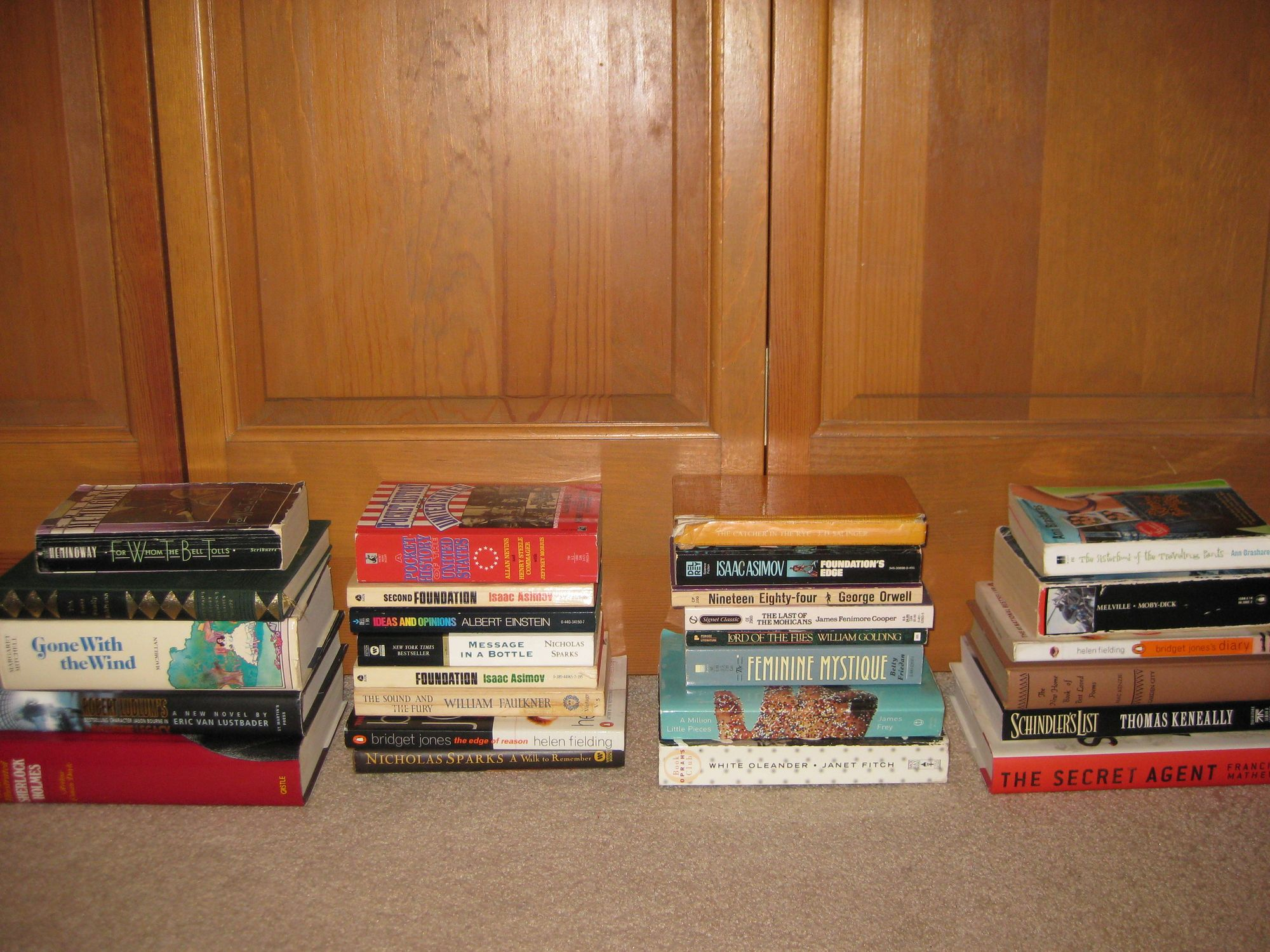 Stack o' Books