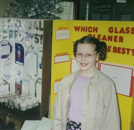 Sixth Grade Science Fair